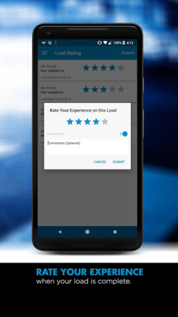 TQL Carrier Dashboard screenshot 10