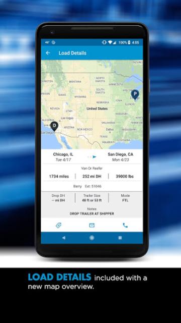TQL Carrier Dashboard screenshot 12