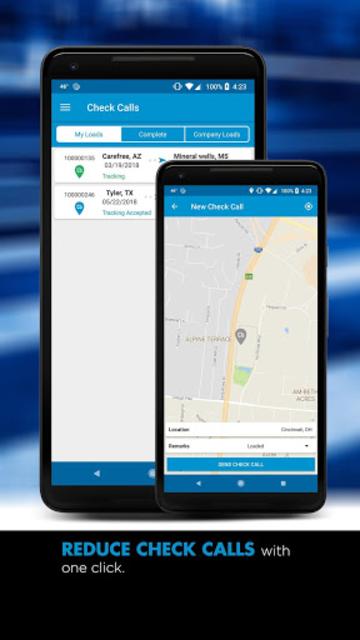 TQL Carrier Dashboard screenshot 13