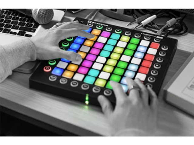 Dj Edm Pads Mix Game screenshot 1