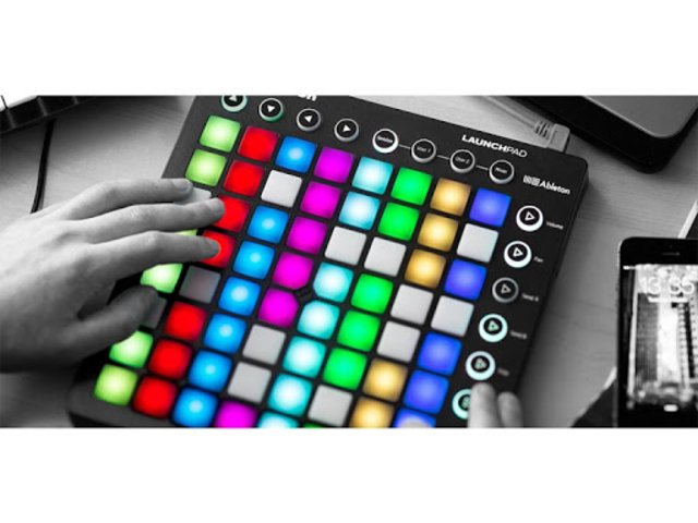 Dj Edm Pads Mix Game screenshot 2