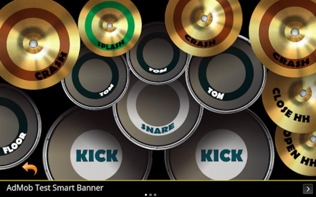 Blue Drum - Drum screenshot 1