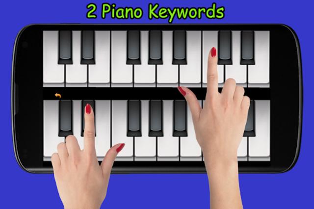 Blue Drum - Piano screenshot 4