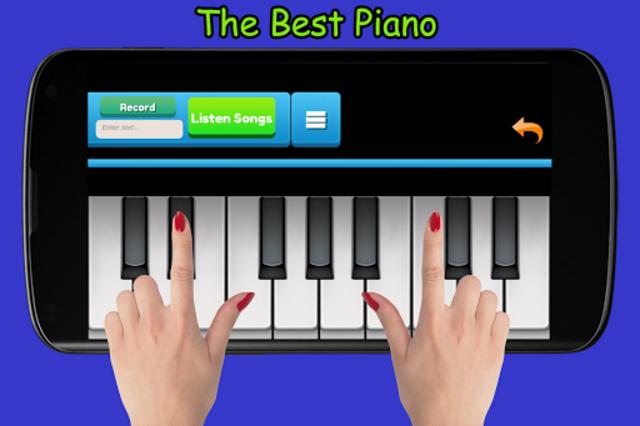 Blue Drum - Piano screenshot 6