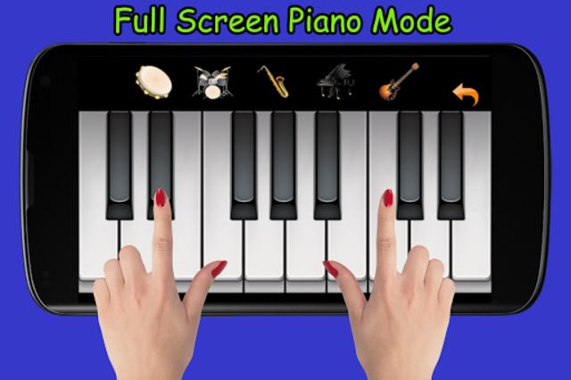 Blue Drum - Piano screenshot 11