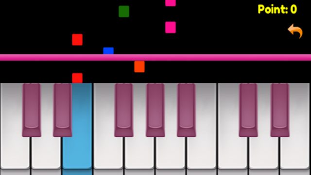 Pinks Piano screenshot 3