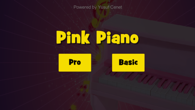 Pinks Piano screenshot 12