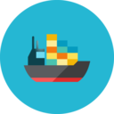 Icon for Marine Tracker - Maritime traffic - Ship radar