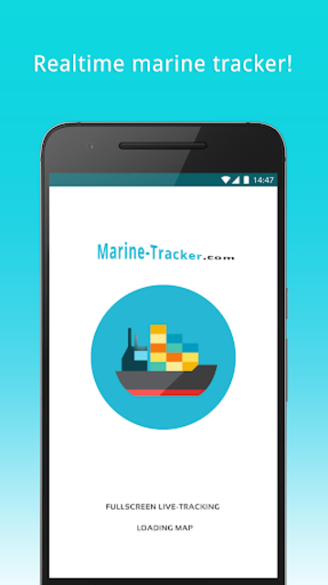 Marine Tracker - Maritime traffic - Ship radar screenshot 1