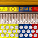 Icon for Hohner-BbEbAb Button Accordion