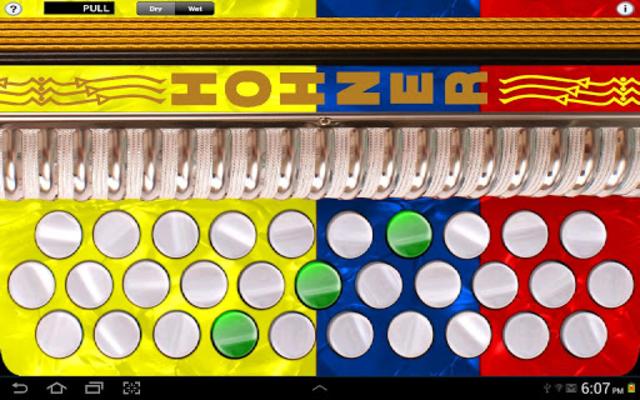 Hohner-BbEbAb Button Accordion screenshot 1