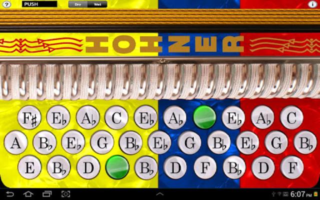Hohner-BbEbAb Button Accordion screenshot 2