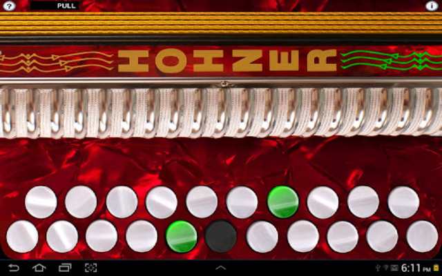 Hohner B/C Button Accordion screenshot 1
