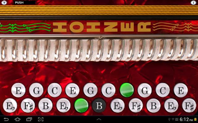 Hohner B/C Button Accordion screenshot 2