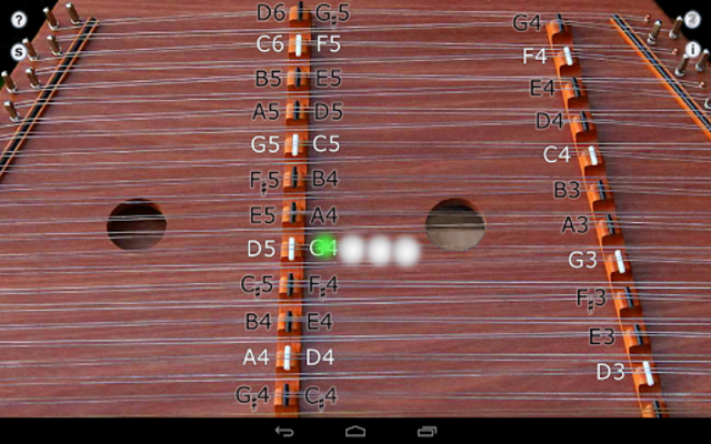 Trapezoid - Hammered Dulcimer screenshot 3