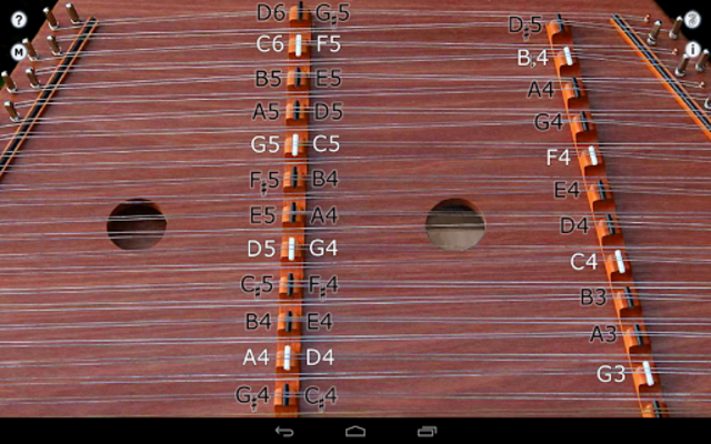 Trapezoid - Hammered Dulcimer screenshot 4