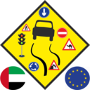 Icon for Road Signs & Driving Rules