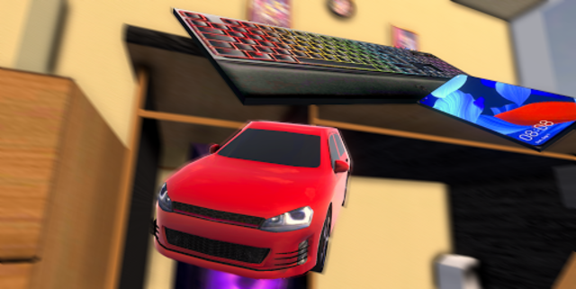 Electric Car Toy: Fun Driving screenshot 2