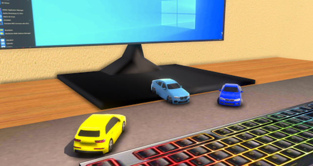 Electric Car Toy: Fun Driving screenshot 3