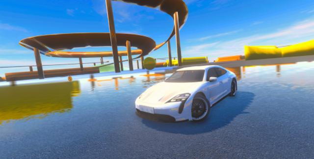 Ultimate Car Driving Stunts screenshot 1