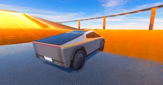 Ultimate Car Driving Stunts screenshot 2