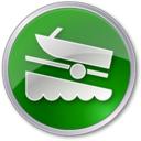 Icon for Boat ramp locator