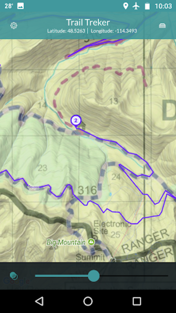 Trail Treker screenshot 8