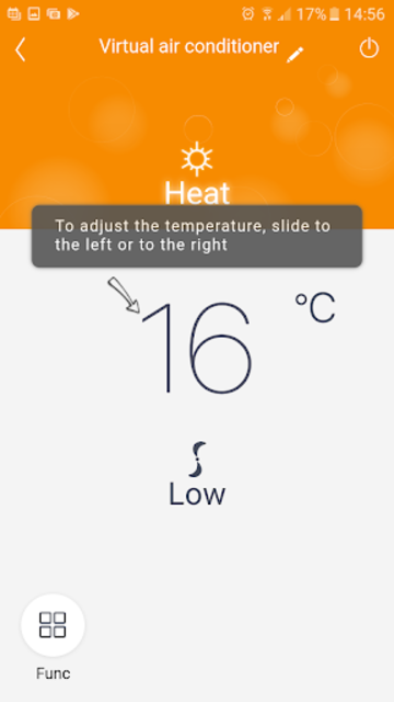 Trane WiFi App screenshot 4