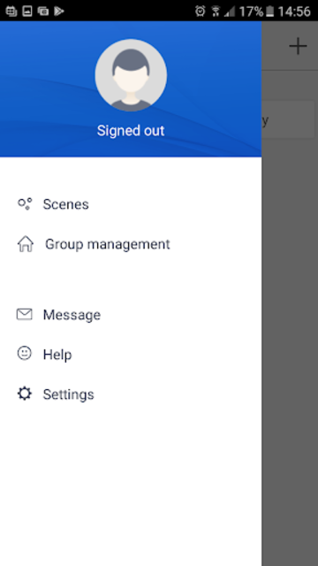 Trane WiFi App screenshot 6