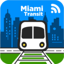 Icon for Miami Transit App - Bus, Mover and Rail Tracker
