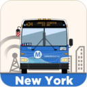 Icon for NYC Bus Time - New York Bus Tracker