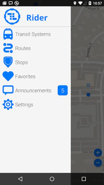 TransLoc Rider screenshot 1