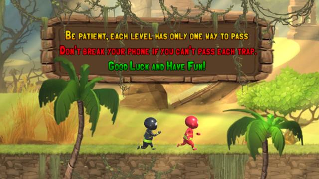 Trap Me - Escape Adventure Island Survival Game screenshot 1