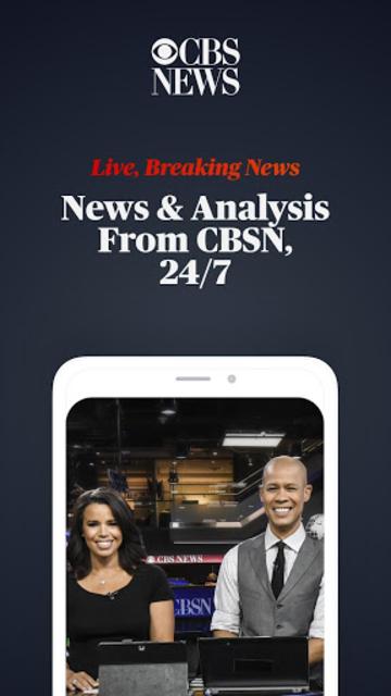 CBS News - Live Breaking News screenshot 1