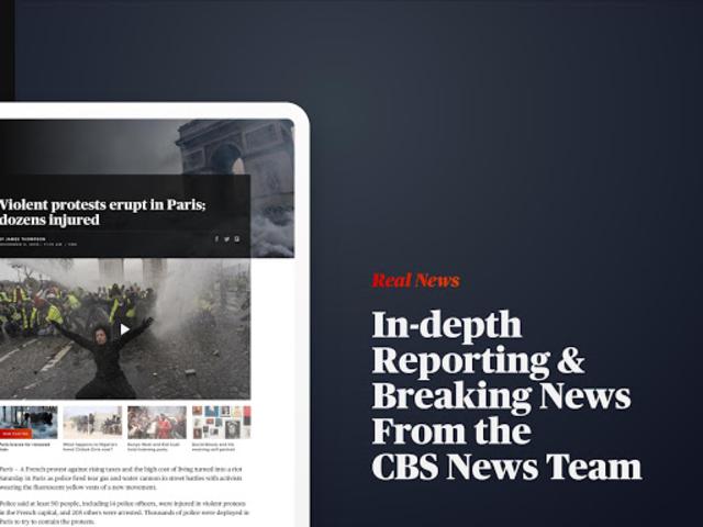 CBS News - Live Breaking News screenshot 8