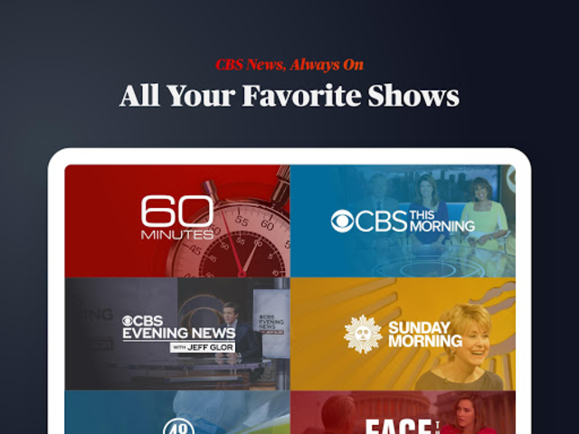 CBS News - Live Breaking News screenshot 11