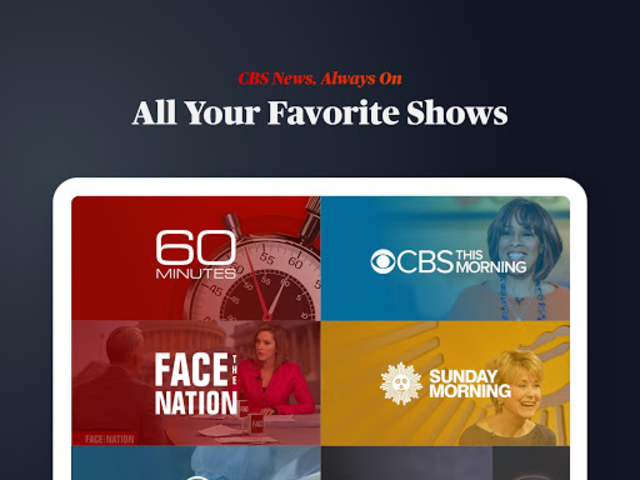 CBS News - Live Breaking News screenshot 7