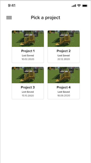 Trex Deck Designer Portal screenshot 1