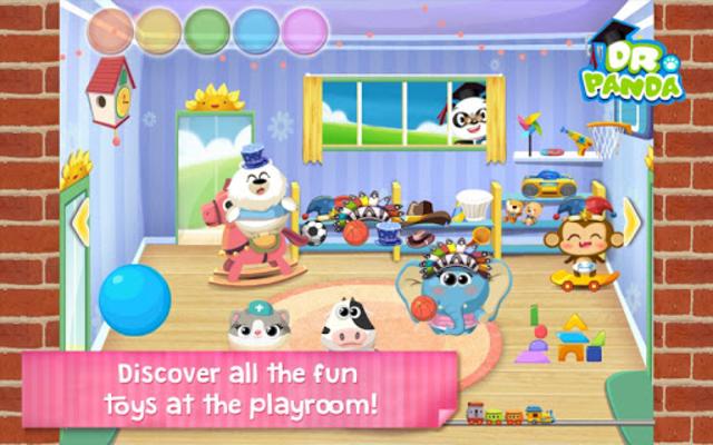 Dr. Panda Daycare screenshot 8