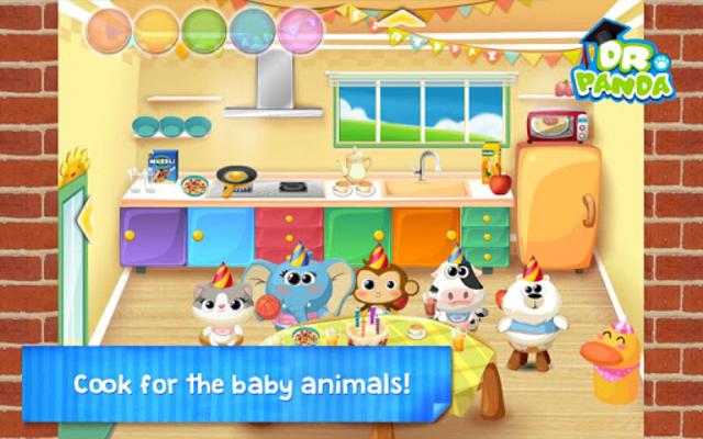Dr. Panda Daycare screenshot 12