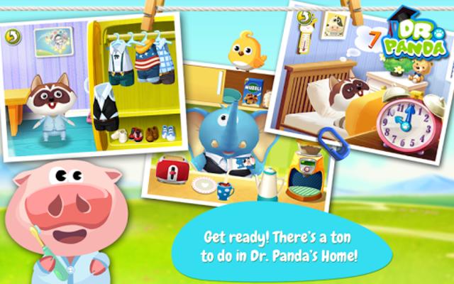 Dr. Panda Home screenshot 1