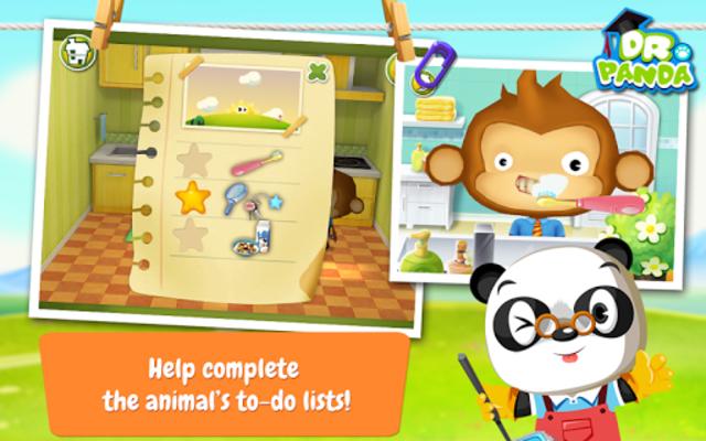 Dr. Panda Home screenshot 2