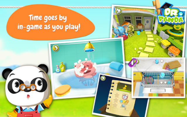 Dr. Panda Home screenshot 3