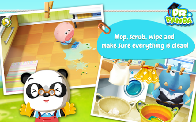 Dr. Panda Home screenshot 5