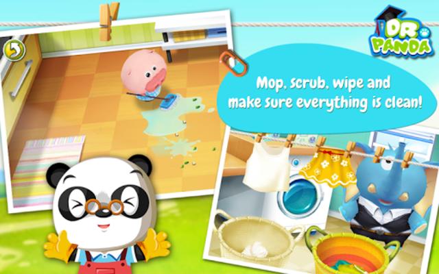 Dr. Panda Home screenshot 10
