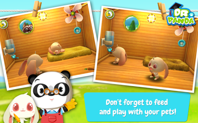 Dr. Panda Home screenshot 13