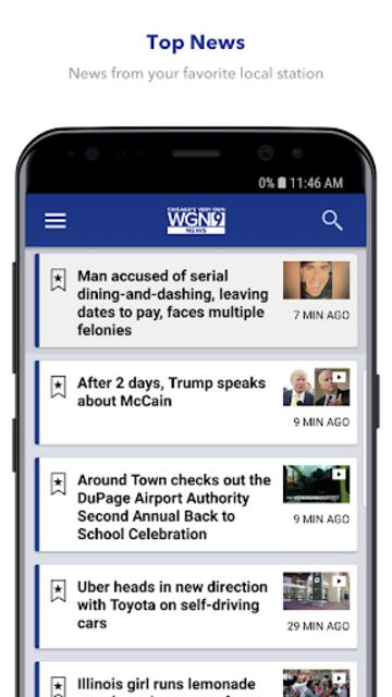 WGN-TV screenshot 1