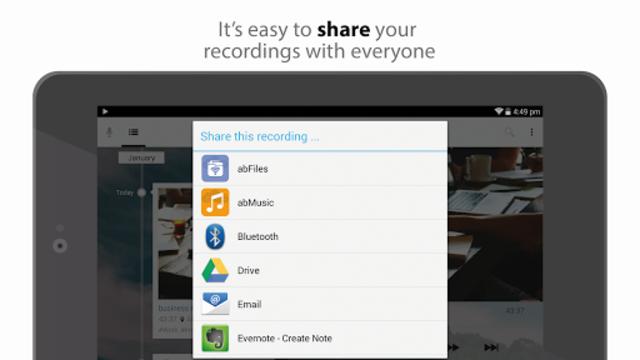 Voice Recorder screenshot 20