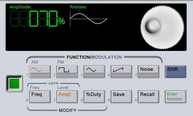 Waveform Generator screenshot 1