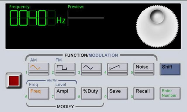 Waveform Generator screenshot 3